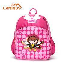 camkids垦牧书包小学生女童双肩包-年级儿童小女孩漫威卡通背包
