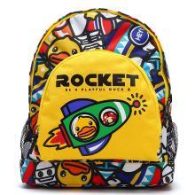 B.Duck小黄鸭书包可爱卡通双肩包小学生背包男女童包校园款儿童包