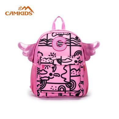 camkids兒童書包小學生女童書包--年級兒童背包-周歲女孩子