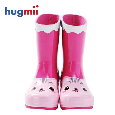 hugmii  儿童雨鞋