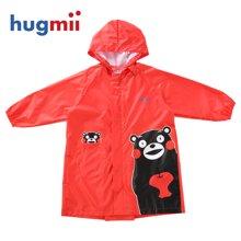 hugmii KUMA熊本熊兒童雨衣