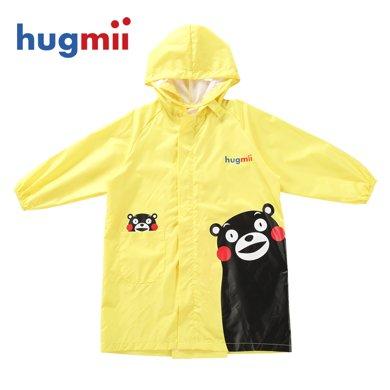 hugmii KUMA熊本熊儿童雨衣