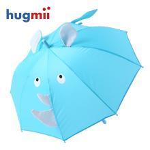 哈格美 hugmii兒童雨傘加固防水雨傘手動直柄傘