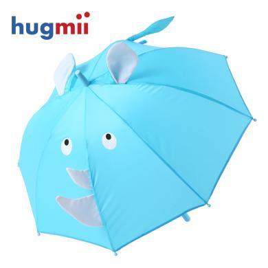 哈格美 hugmii儿童雨伞加固防水雨伞手动直柄伞