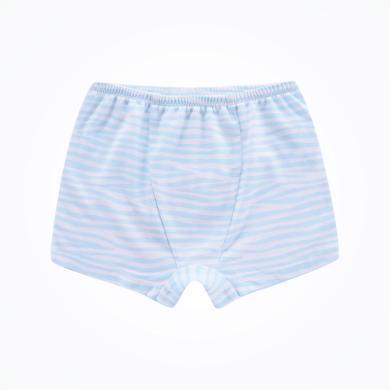 丑丑婴幼新款男宝宝平脚短裤 男童四季纯棉平脚裤