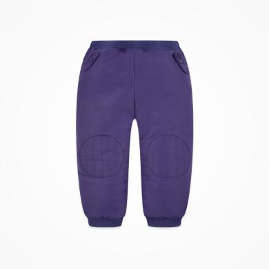 丑丑嬰幼 冬季新款男寶寶保暖時尚棉褲 1歲-5歲 CME017W