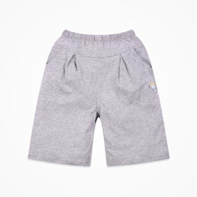 丑丑嬰幼 夏季女寶寶純棉休閑闊腿褲1歲-5歲 CLE058X