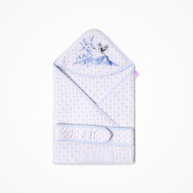 丑丑嬰幼 新生兒包被新款嬰幼兒保暖襁褓手包被 85*85cm CKA401W