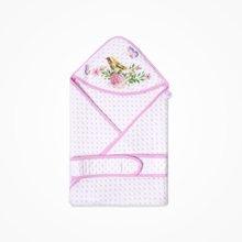 丑丑婴幼 新生儿包被新款婴幼儿保暖襁褓手包被 85*85cm CKA401W