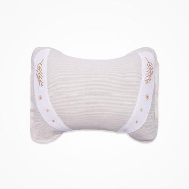 丑丑嬰幼 新生兒小清新定型枕秋冬新款男女寶寶小碎花定型小枕頭CMA205X