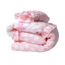 丑丑婴幼 四季适用女宝宝可爱公主被配枕(115cm*95cm)CKA205T