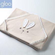 G100寄意百寶寶用品雙面兩用嬰兒初新生兒抱被襁褓巾印花小被子GMS7802