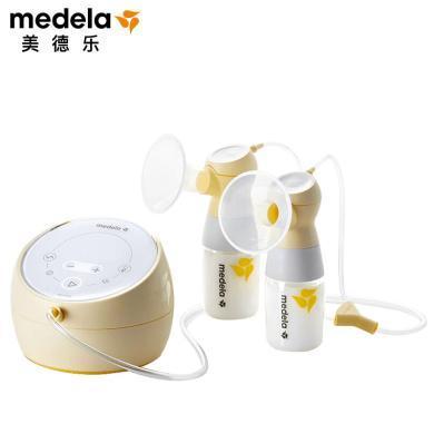 美德乐(Medela)sonata致韵双边智能电动吸奶器原装进口无痛静音吸乳