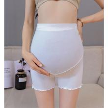 摩登孕媽 春夏裝新款孕婦防走光內褲薄款打底褲托腹短褲孕婦安全褲