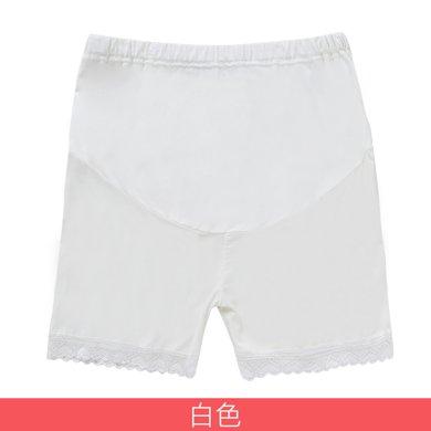 【三条装】孕妇安全裤防走光夏季托腹短裤大码夏装薄款怀孕期打底裤 JYK0314 包邮
