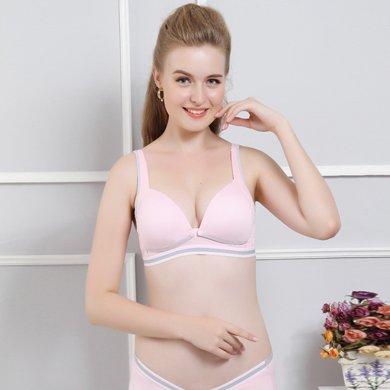 妃孕寶 新款懷孕期喂奶浦乳內衣調整型無鋼圈防下垂聚攏孕婦哺乳文胸