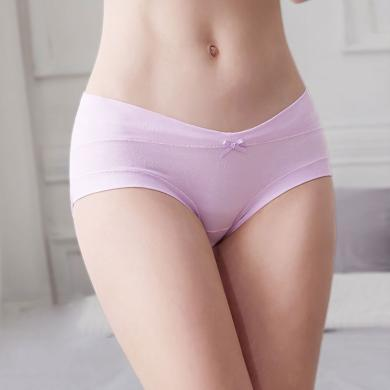 妃孕宝 新款孕妇内裤?#33073;?#32431;棉里裆大码裤头?#38041;?#33298;适怀孕期内衣裤女