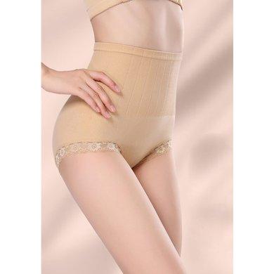 妃孕寶 新款無縫高腰蕾絲塑身褲提臀無痕收腹女內褲