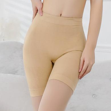 摩登孕媽 新款無縫美體塑身褲女塑大腿收腹提臀褲露臀褲露PP女式提臀內褲