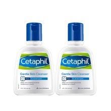 丝塔芙(Cetaphil)洁面乳118ml*2双支装(洁面膏 男女皆可用洗面奶)