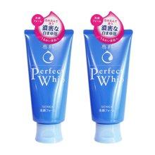 【香港直邮】日本Shiseido资生堂洗面奶珊珂洁面乳洗颜专科卸妆洁面膏120g*2支装