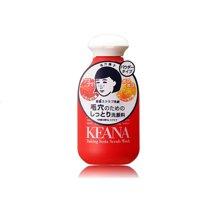 【香港直邮】日本石泽研究所 毛孔抚子小苏打洁面粉深层清洁日本去黑头角质洗颜粉100g*1瓶