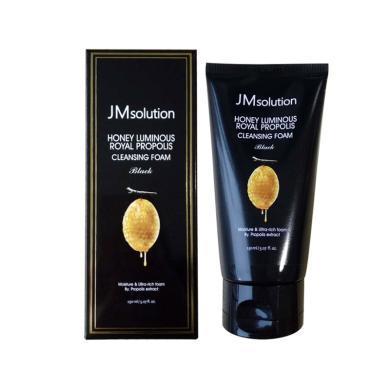 【支持購物卡】【2支裝】韓國JMsolution 水光維他蜂蜜潔面乳洗面奶 深層清潔 2支*150ml