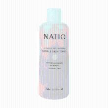 【澳洲】Natio 洋甘菊玫瑰爽肤水250ml
