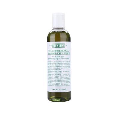 美國Kiehls科顏氏 黃瓜植物精華爽膚水 250ml