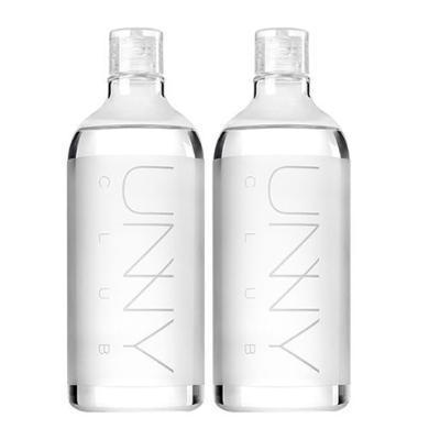 【2瓶】韩国UNNY悠宜卸妆水 卸妆洁面 保湿养肤 500ml/瓶