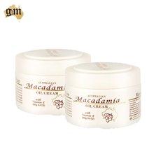 【2盒】【澳大利亚】G&M澳芝曼 夏威夷果嫩肤霜250g