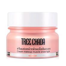 泰国TREE CHADA 素颜霜 懒人霜 立显裸妆效果50ml