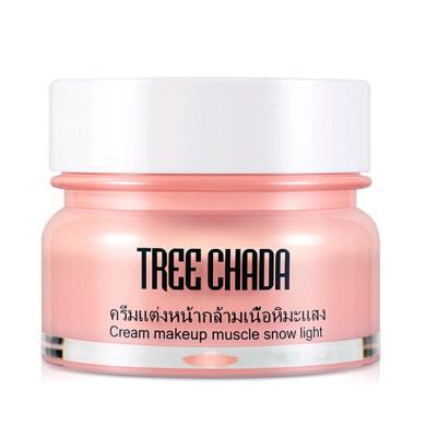 泰國TREE CHADA 素顏霜 懶人霜 立顯裸妝效果50ml