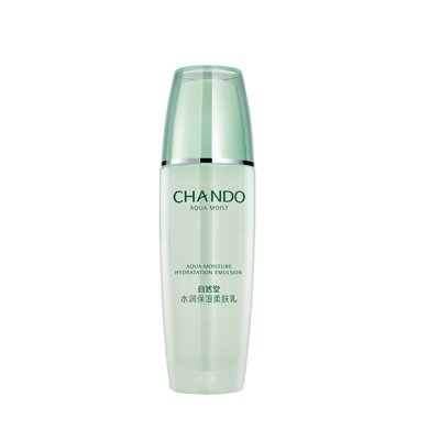CHANDO/自然堂水潤保濕柔膚乳 清透補水保濕乳液 專柜正品