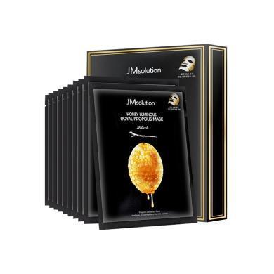 【支持購物卡】韓國JMsolution 水光蜂蜜面膜 10片