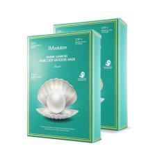 【2?#23567;?#38889;国JMsolution JM海洋珍珠面膜三部曲 10片/盒