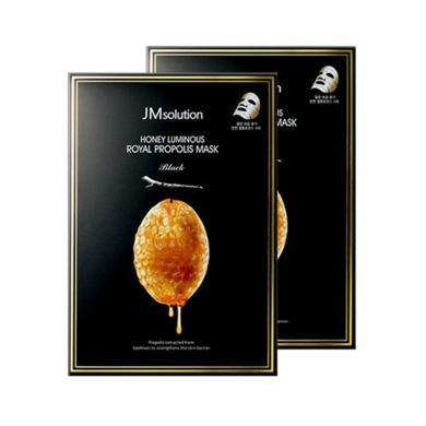 【2盒】韓國JMsolution 水光蜂蜜面膜 防偽版 10片/盒