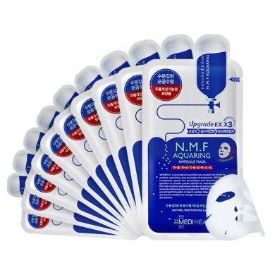 韓國Mediheal美迪惠爾 可萊絲NMF針劑水庫面膜 10片