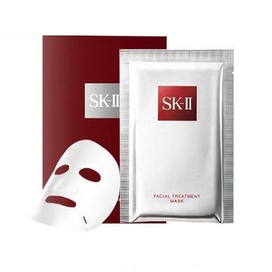 【支持購物卡】日本SK-II 前男友SK2補水保濕面膜 10片裝/盒 香港直郵