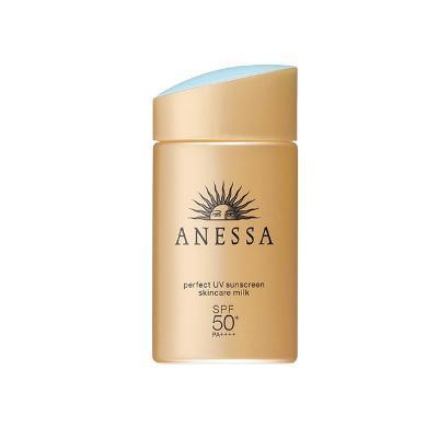日本shiseido/資生堂?安耐曬防曬霜小金瓶防曬露 SPF50+ PA++++ 60毫升 香港直郵