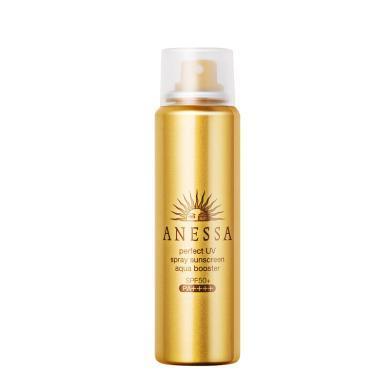 【支持購物卡】日本 Shiseido 資生堂 安耐曬ANESSA 小金瓶防曬噴霧60g SPF50