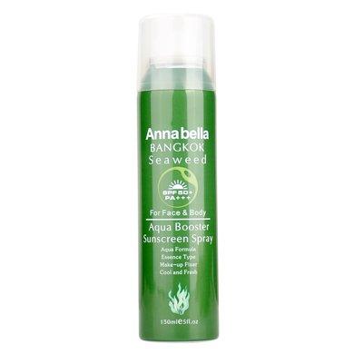 1瓶*泰國ANNABELLA安娜貝拉海藻防曬噴霧SPF50+ PA150ml【香港直郵】