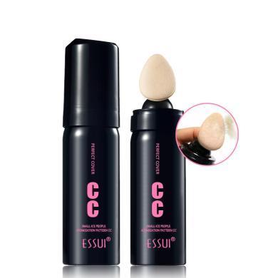 法國ESSUI 噴霧式CC霜美白遮瑕隔離不脫妝50g