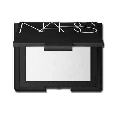 【支持購物卡】美國NARS納斯 裸光透明蜜粉餅散粉定妝粉控油粉餅5894# 10g  新版(原1412#升級 同色)