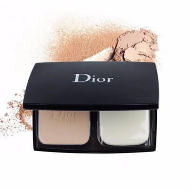 【支持購物卡】法國Dior迪奧 Forever凝脂恒久長效保濕控油粉餅SPF20  010#象牙白 9g