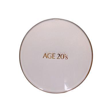 【支持购物卡】AGE20`s 爱?#25237;?#21313;之 爱敬 精华粉底 白盒 气垫BB霜  送替换装#多色可选