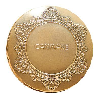 【支持購物卡】日本 Canmake 棉花糖控油蜜粉餅10g 啞光保濕遮瑕 #MO透明亮膚色 #多色可選