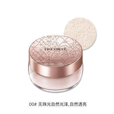 【支持购物卡】日本 黛珂 定妆粉?#27425;?#34678;丝绒散粉蜜粉 20g/盒
