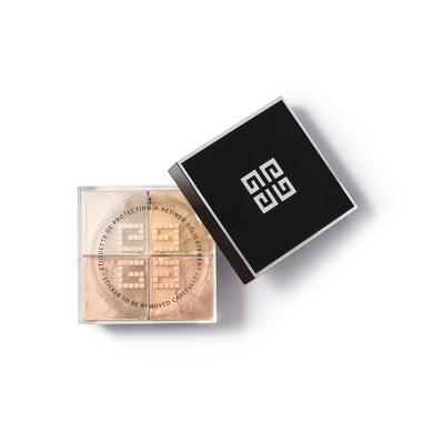 【支持購物卡】法國GIVENCHY紀梵希 四宮格蜜粉 5號色 絲緞珍珠 12g