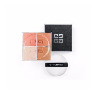 【支持购物卡】法国GIVENCHY纪梵希 四宫格蜜粉 7号色 薄纱玫瑰 12g